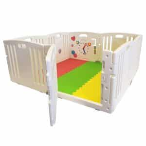 The Venture All Stars Baby Playpen