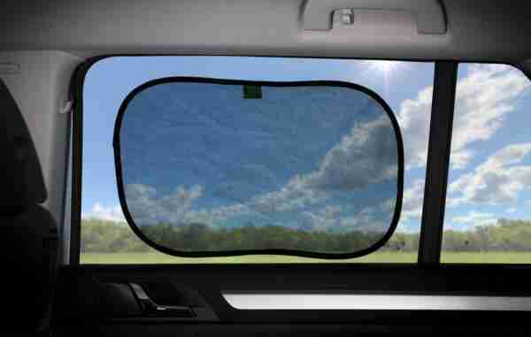 Our universal car window shades can be fitted to a wide range of different car windows