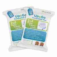 Pack of 75 Venture Travel Potty liners