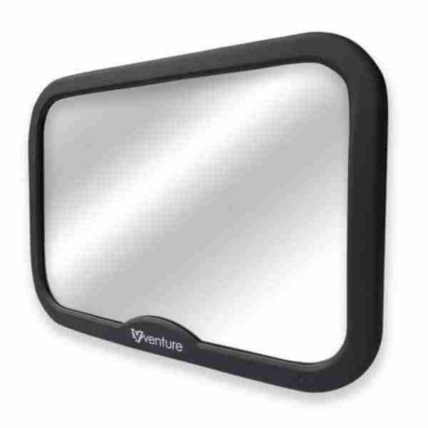 Venture Acti-Vue Car Mirror in black