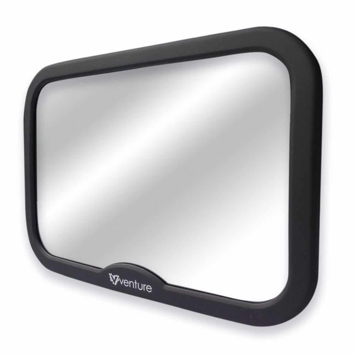 Venture Acti-Vue Car Mirror in black