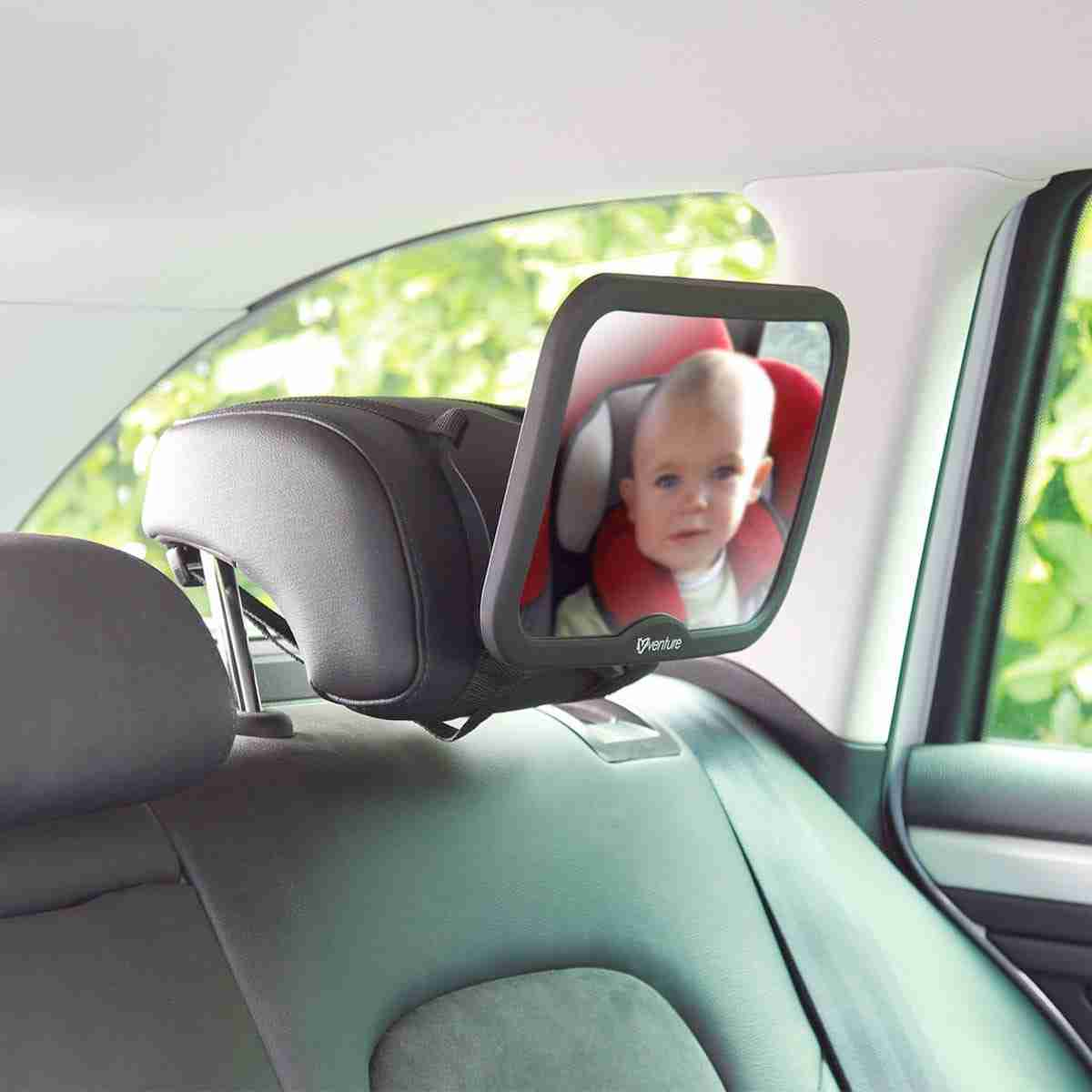Venture Easy Rear View Backseat Baby Car Mirror