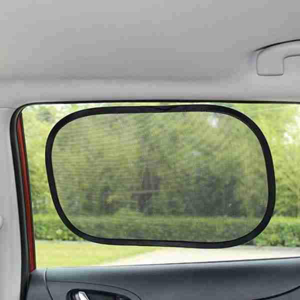 The car shade included with the Venture Acti-Vue mirror