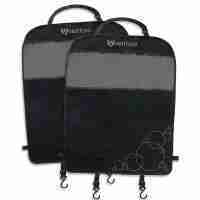 Venture car seat kick mats twin pack