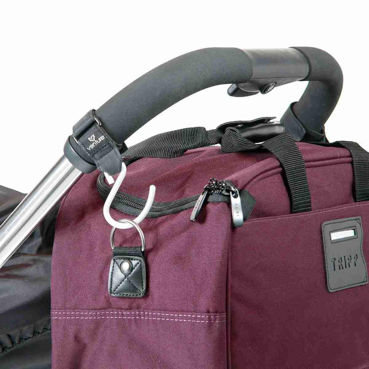 Venture Stroller Bag Hooks