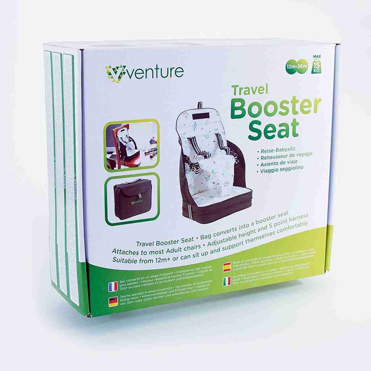 Fabric Table Booster Seat by Venture
