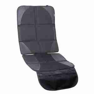 Two stage car seat protector