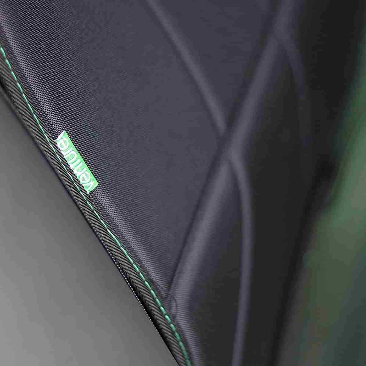 Thick lined padding prevents damage to car seats