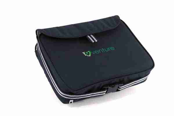 Venture travel booster seat carry case