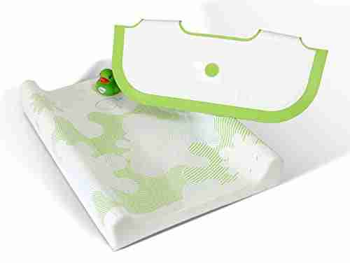 BabyDams bathwater barrier is a great compliment to their changing mats