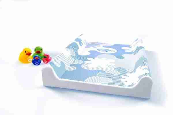 The BabyDam nappy changing mat is part of a wide range of fantastic BabyDam products