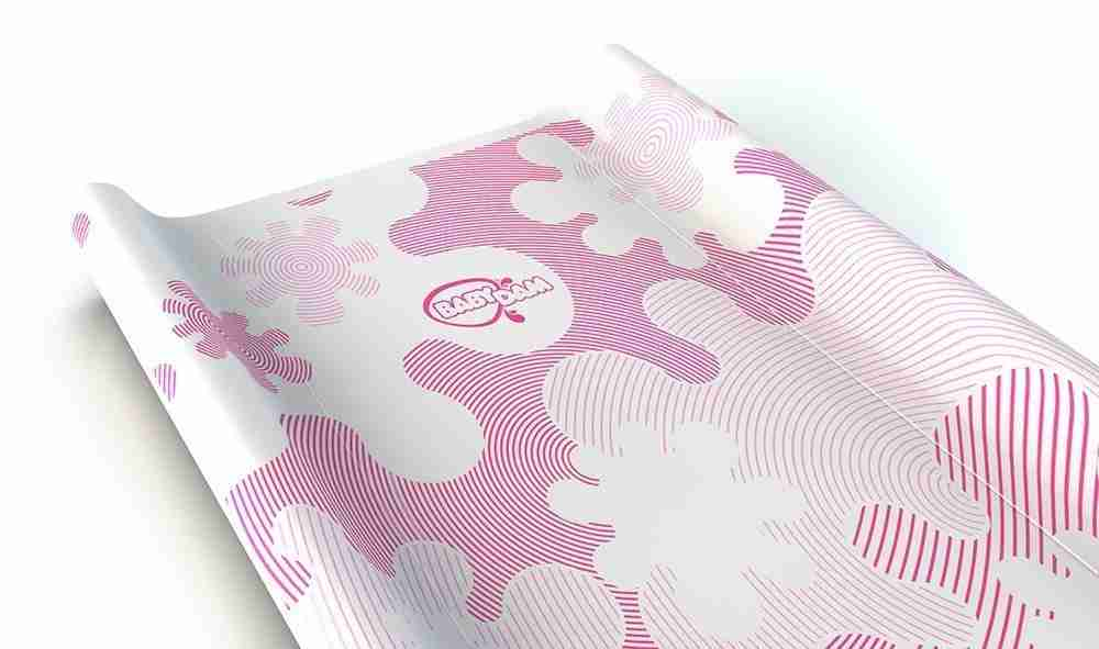 BabyDam nappy changing mats are really easy to clean due to its non-porous nature.