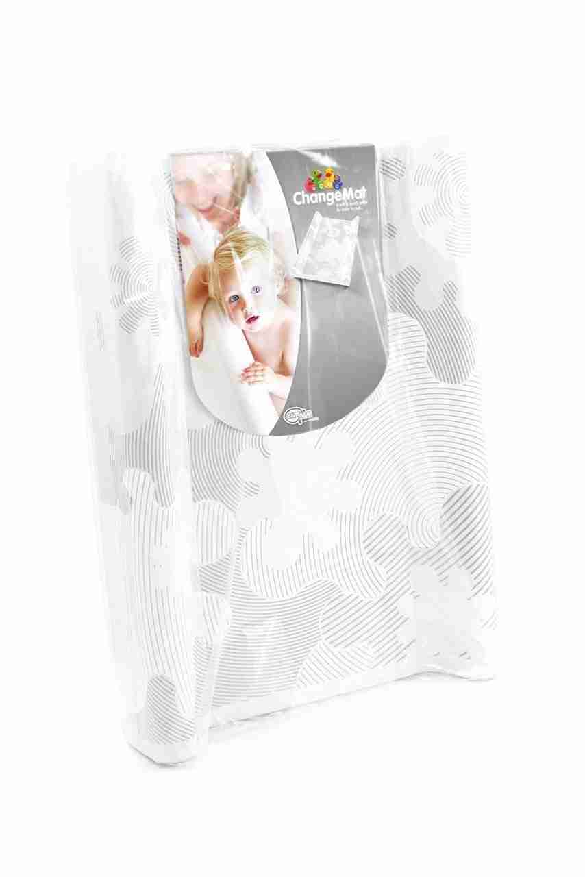 BabyDam nappy changing mats are shipped in sealed bags.
