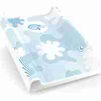 BabyDam Nappy changing mat in Blue