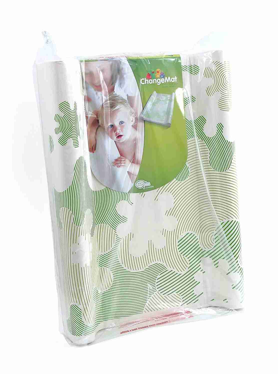 BabyDam changing mat is securely packaged and sealed ensuring it is sent germ free.