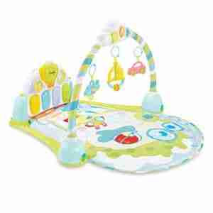 the mini me and friends activity mat from venture