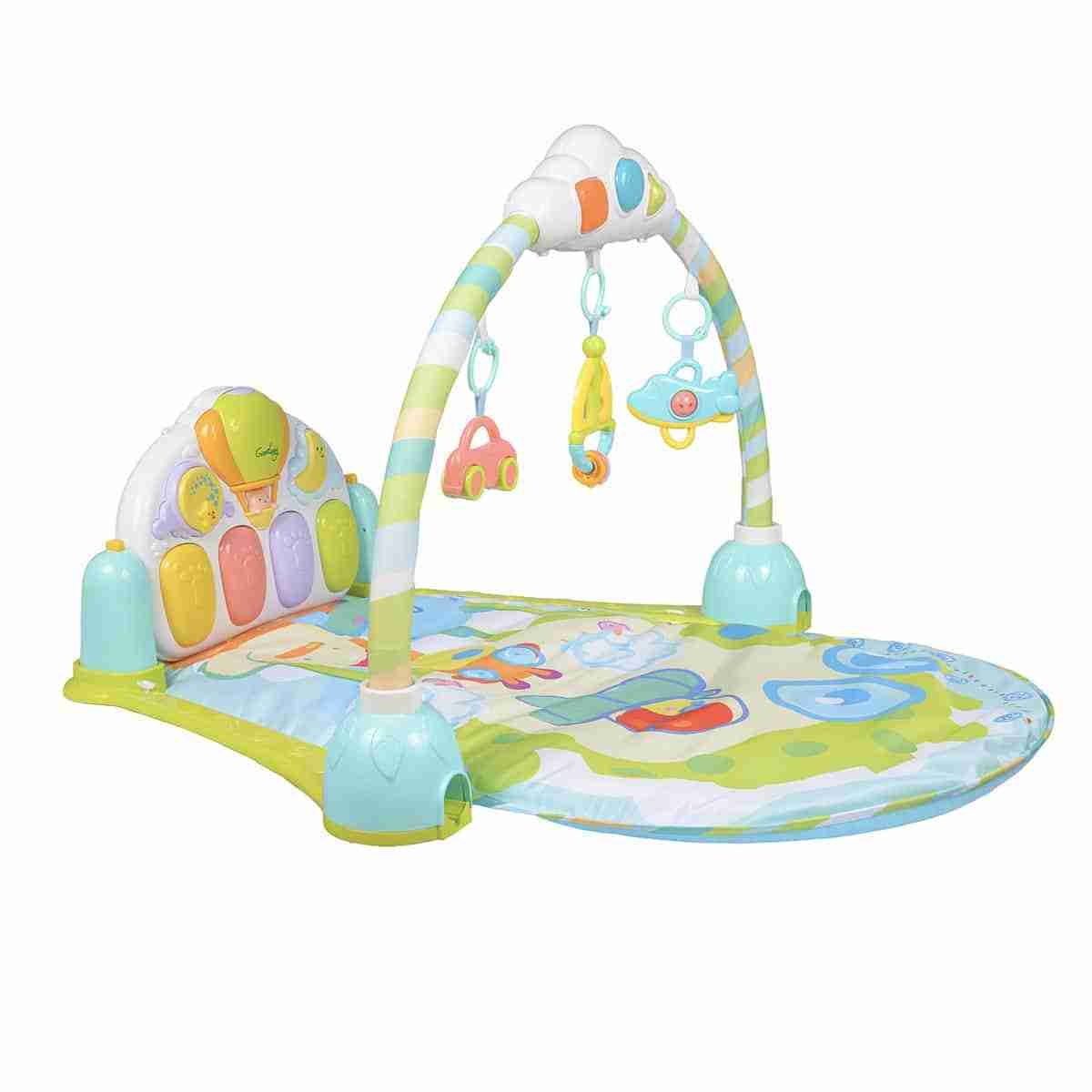 Activity mat perfect for playtime