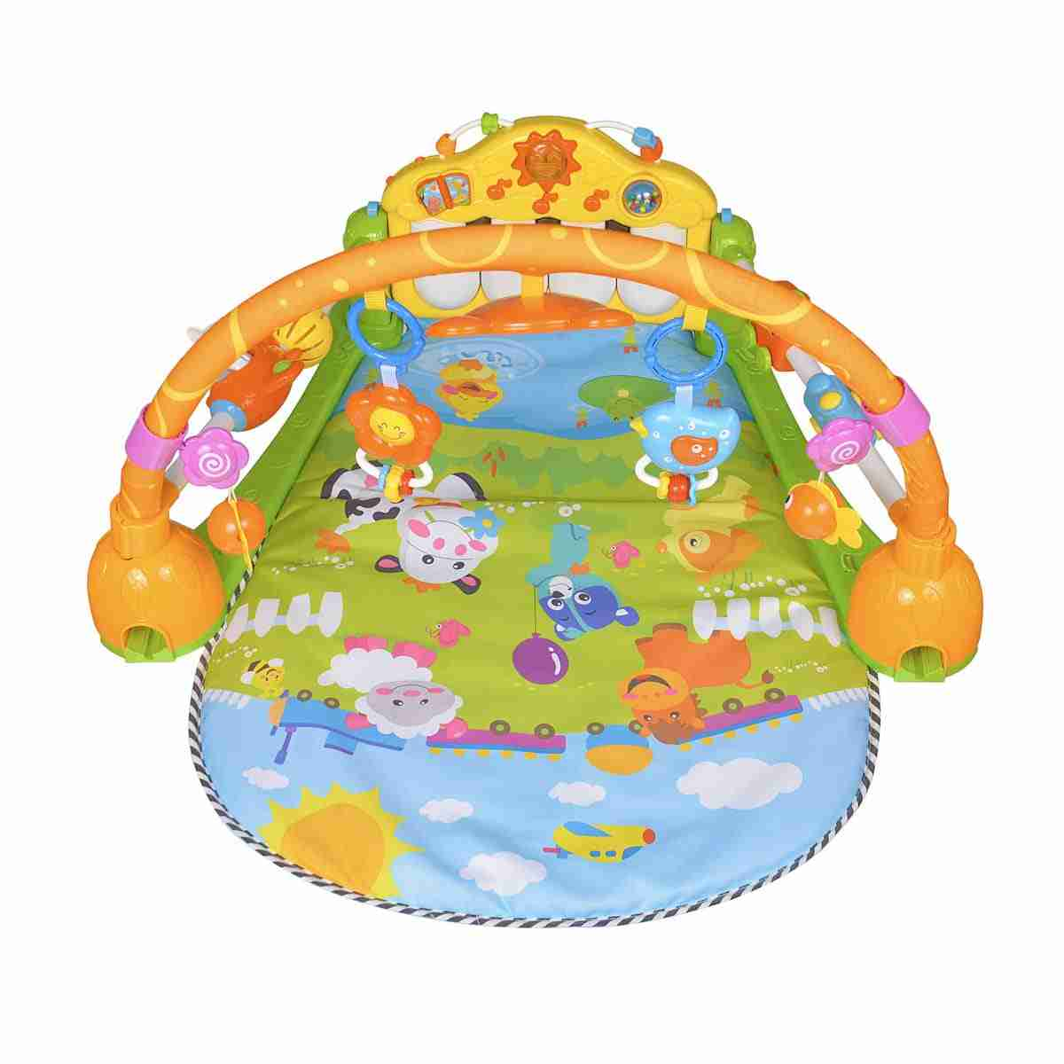 Mini Me And Friends multicolour activity mat