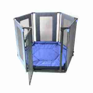 Venture All Stars HEX Blue playpen