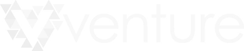 Venture Logo Grey