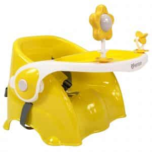 The Bubble feeding booster seat and portable high chair by venture