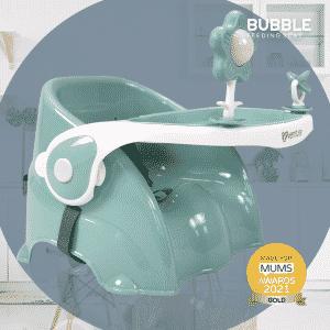 Venture Bubble Booster Seat - Ocean Blue