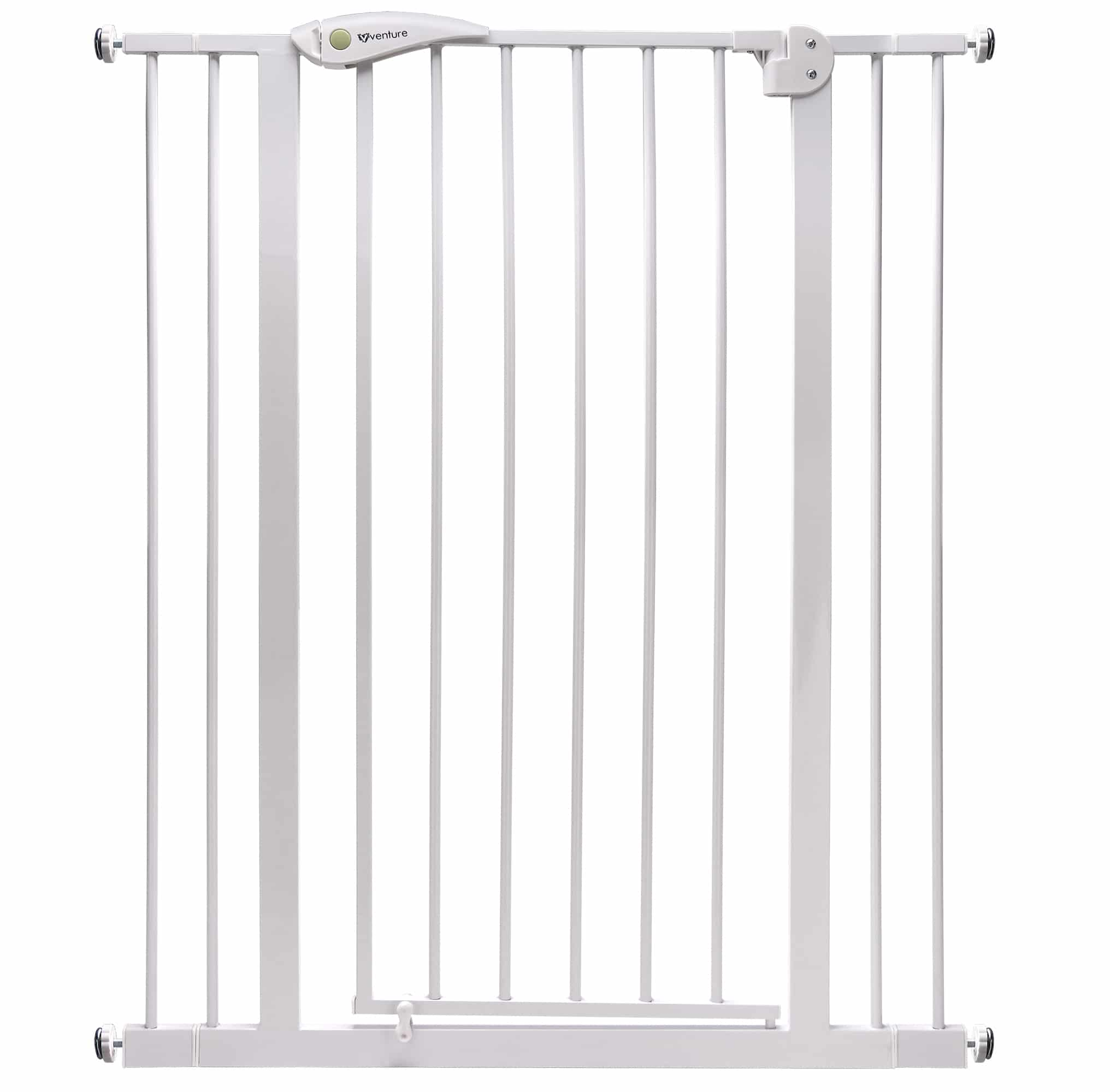 Attached extension for Venture Q-Fix safety gate