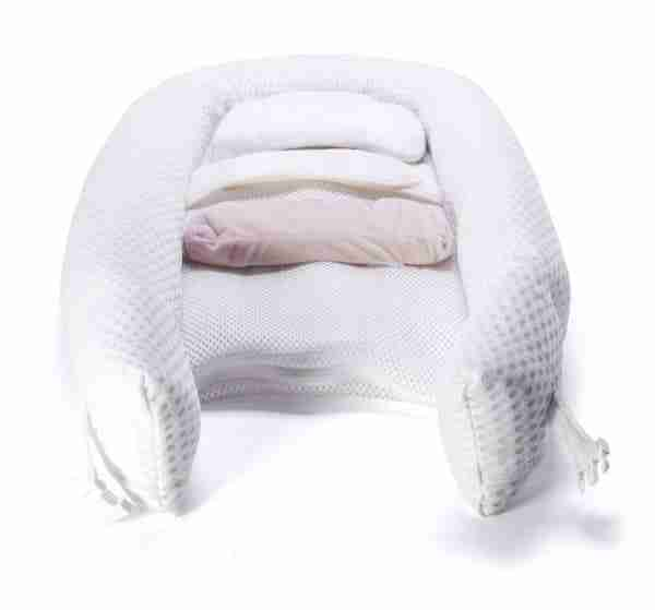 The Venture Easy Dream bed can be stored easily for effective storage