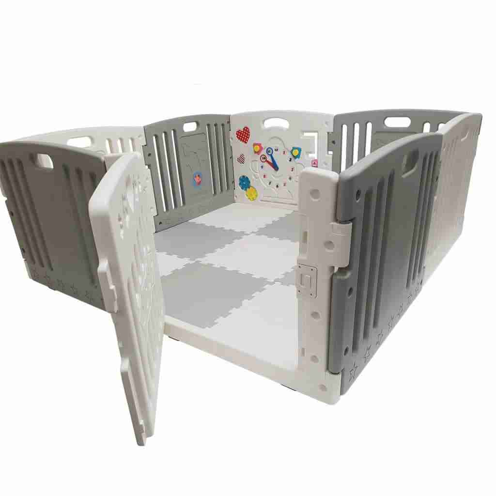Baby and toddler playpen perfect for hours of fun