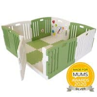 Playpen for indoor and outdoor play