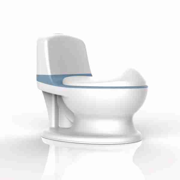 Pote Plus potty in blue from Venture UK