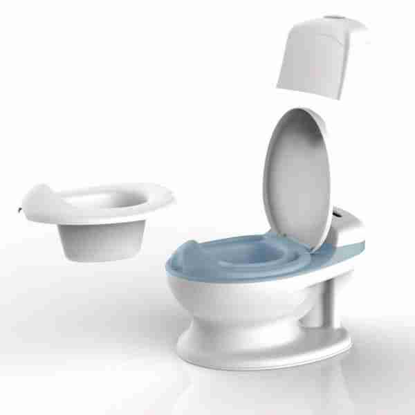 The Pote Plus can be cleaned easily with it's removable inner tray