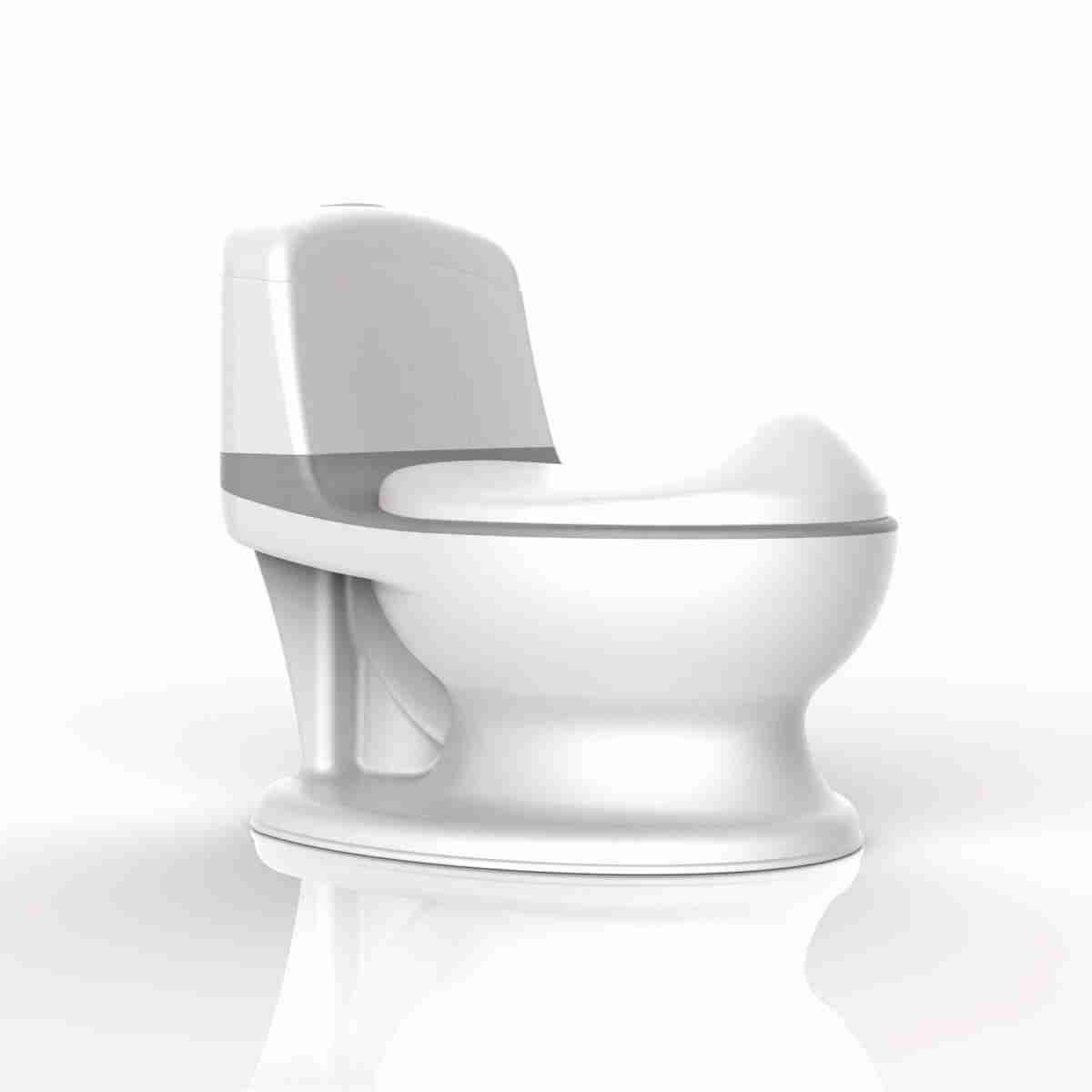Pote Plus potty in grey