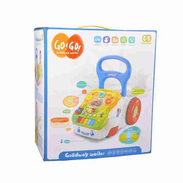 Boxed Venture First Steps Baby Walker