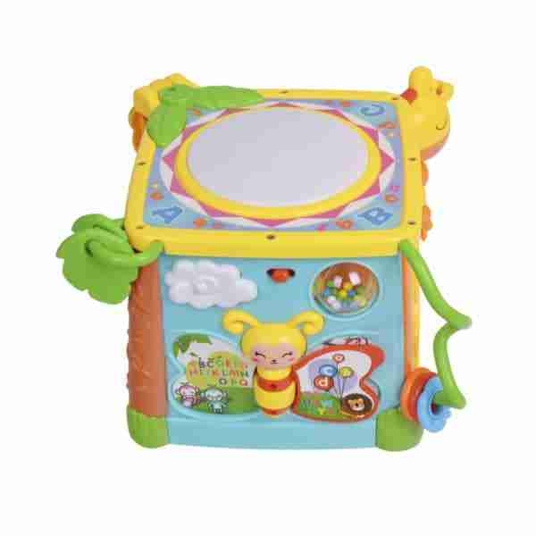 The Venture Turn & Learn Play Cube