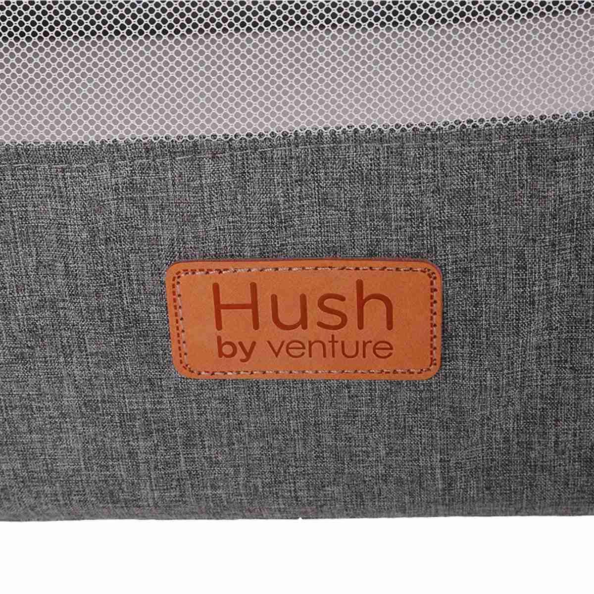 The Hush logo