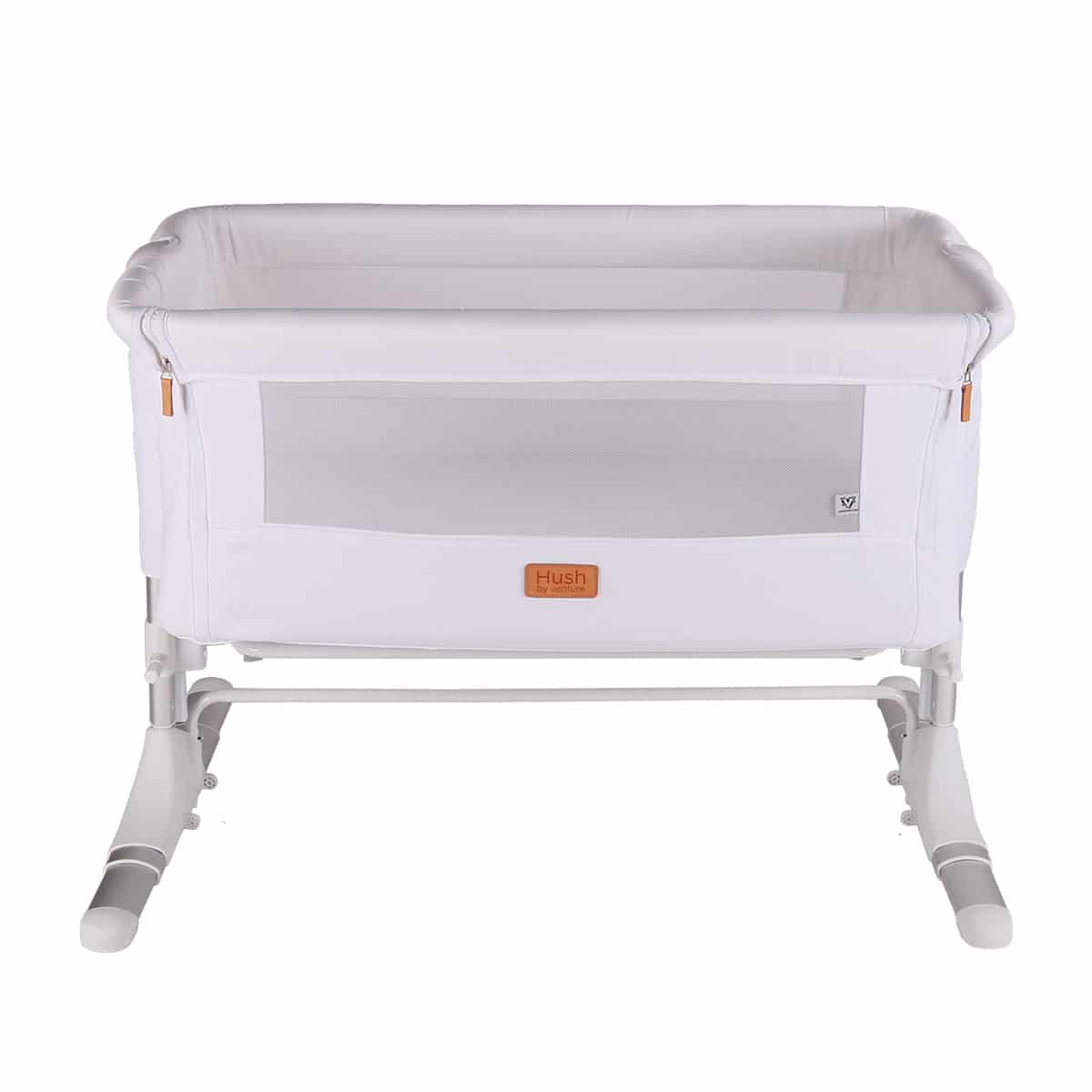Hush co-sleeer and bedside crib