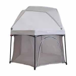 The Venture JOY playpen UV canopy