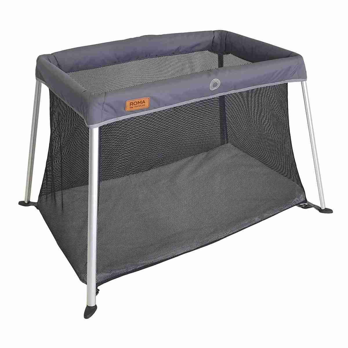 Travel cot with mattress included
