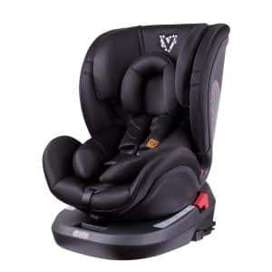 Venture Fusion 360 Car Seat In Black