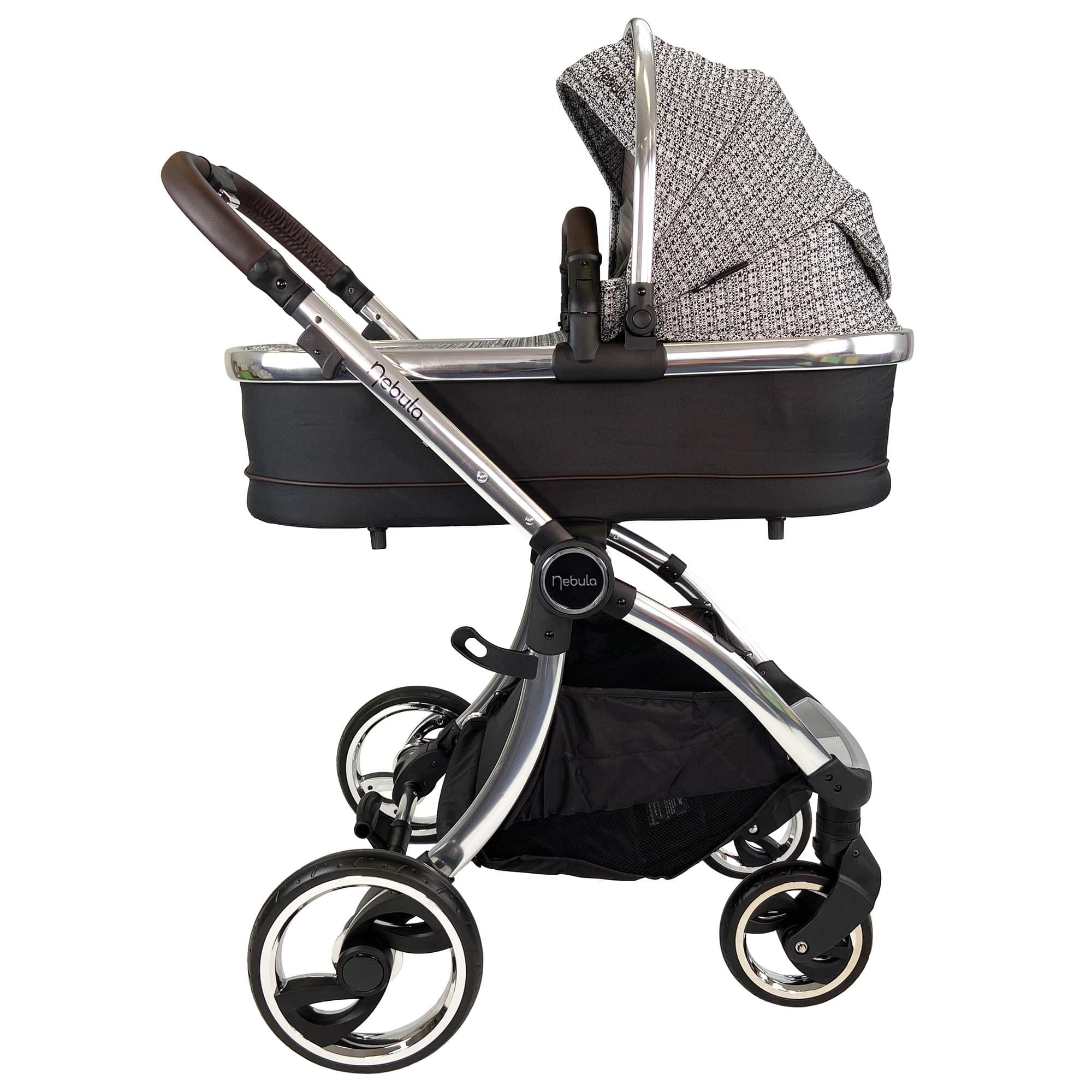 Venture Nebula Signature Edition baby stroller with carry cot