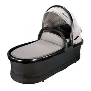 The Venture Nebula Cool Grey Carry Cot