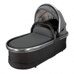 The Venture Nebula Metro Grey Carry Cot