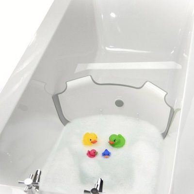 Save water and money by utilising the BabyDam bathwater barrier