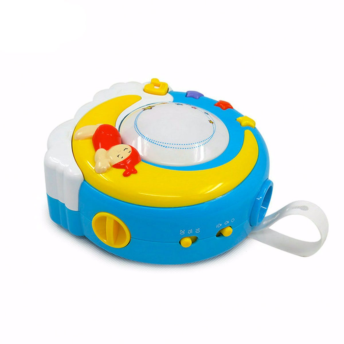 Our Musical Nightlight helps comfort your baby as they sleep