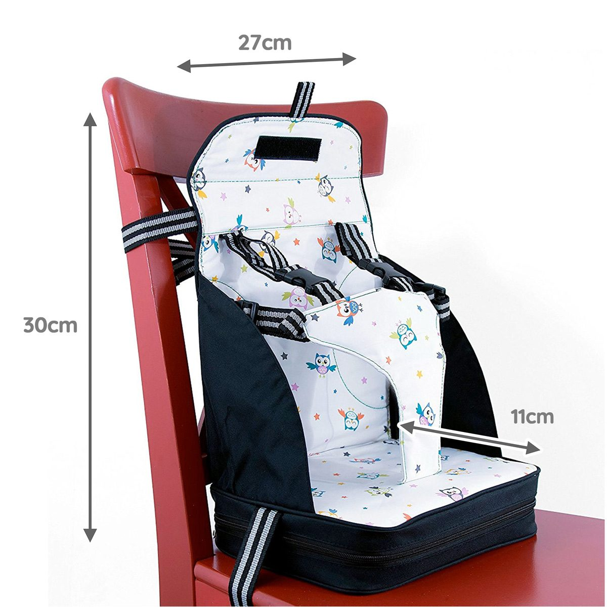 Venture Table Booster Seat Dimensions